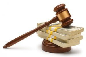 gavel and money Asset Protection Attorney